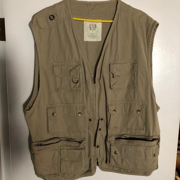 GAP Other - Vintage Gap Fishermans or Photgraphers Vest